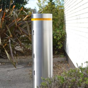 Kent's Flat Top Power Bollard
