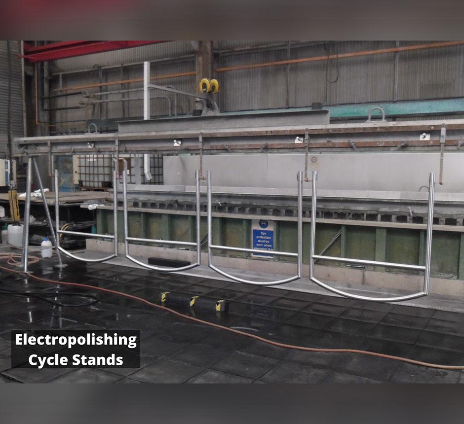 Electropolishing Cycle Stands